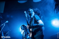 Interview with Neige (Alcest) in Minsk - 01/04/2017