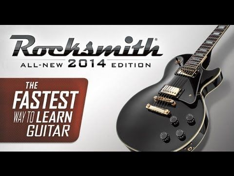 Rocksmith 2014 Official Launch Trailer