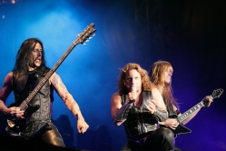 Steel and bronze ticket packages for the upcoming show in Minsk are availiable on Manowar's website