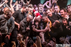 Not Dead Yet! Концерт The Exploited в Минске