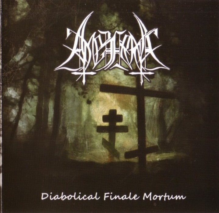 "АМЕЗАРАК - ""Diabolical Finale Mortum"""